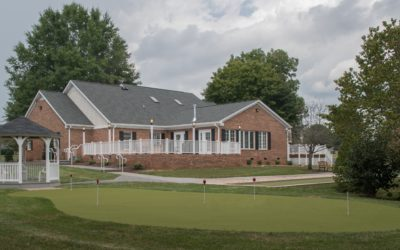 King's Grant Gets New Clubhouse