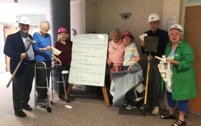 Sunnyside's Kick's Off Healthcare Renovation