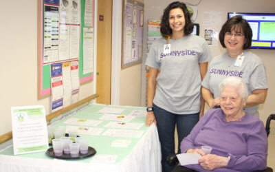 Sunnyside's Wellness Day