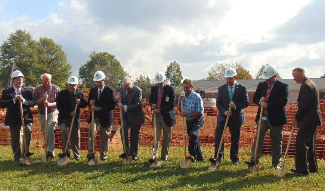King's Grant's New Memory Support Neighborhood