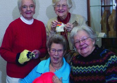 Knitting Group