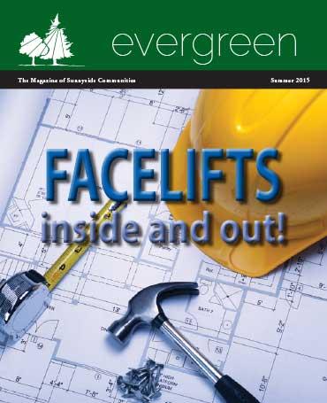 Evergreen Cover Summer 2015