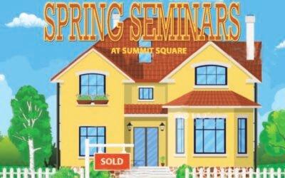 Summit Square Spring Seminars